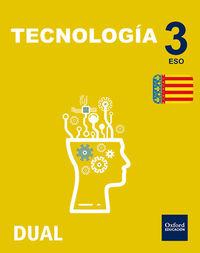 Eso 3 / 4 - Tecnologia Ii (c. Val) Pack Inicia - Aa. Vv.