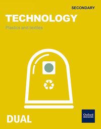 Eso 1 - Technology - Plastics & Textiles - Inicia Dual - Aa. Vv.