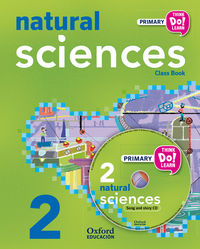 Ep 2 - Think Do Learn Natural Science (+cd) (pack) (and) - Aa. Vv.