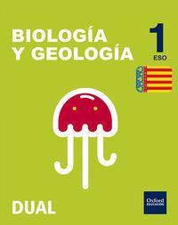 ESO 1 - BIOLOGIA Y GEOLOGIA (CAST) (C. VAL) - INICIA ARCE PACK