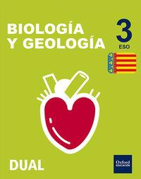 ESO 3 - BIOLOGIA Y GEOLOGIA - INICIA ARCE (C. VAL)