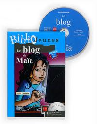 Niveau 2 - Blog De Maia, Le (+cd) - Aa. Vv.