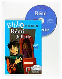 NIVEAU 2 - REMI ET JULIETTE (+CD)
