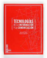 Bach 1 - Tecnologias De La Informacion Y La Comunicacion - Aa. Vv.