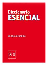 DICC. ESENCIAL LENGUA ESPAÑOLA (2012)