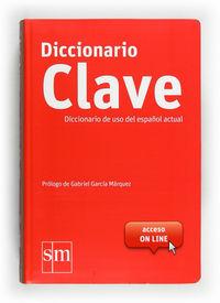 DICC. CLAVE DE USO DEL ESPAÑOL ACTUAL (2012) (CON ACCESO ON-LINE)