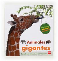 Animales Gigantes - Marie Greenwood