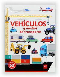 Vehiculos Y Medios De Transporte - Anne-sophie Baumann