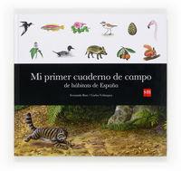 Mi Primer Cuaderno De Campo De Habitats De España - Fernando Bort Misol