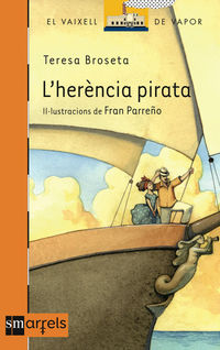 L'herencia Pirata - Teresa Broseta