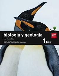 ESO 1 - BIOLOGIA Y GEOLOGIA (ARA, LRIO, NAV, MEC) - ARCE - SAVIA