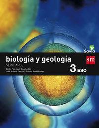 ESO 3 - BIOLOGIA Y GEOLOGIA - ARCE - SAVIA