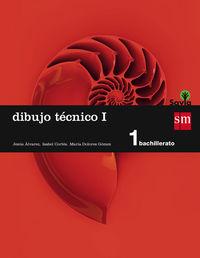 BACH 1 - DIBUJO TECNICO - SAVIA
