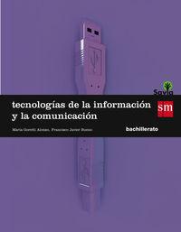 BACH 1 - TECNOLOGIAS DE LA INFORMACION Y COMUNICACION - SAVIA