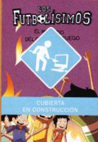 Futbolisimos, Los 8 - El Misterio Del Circo Del Fuego - Roberto Santiago