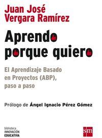 APRENDO PORQUE QUIERO - EL APRENDIZAJE BASADO EN PROYECTOS (ABP) , PASO A PASO