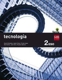 ESO 2 - TECNOLOGIA (MAD) - SAVIA