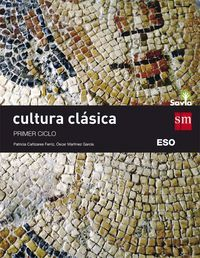 Eso 2 - Cultura Clasica - Savia - Aa. Vv.