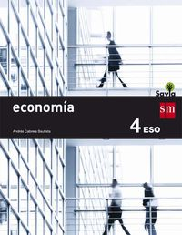Eso 4 - Economia - Savia - Aa. Vv.