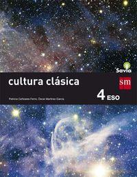 Eso 4 - Cultura Clasica Ii - Savia - Aa. Vv.