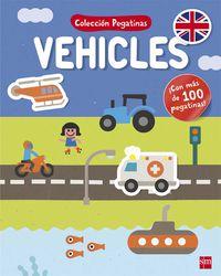 Vehicles (aprendizaje Ingles) - Aa. Vv.
