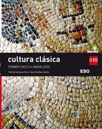 ESO 2 - CULTURA CLASICA (AND) - SAVIA