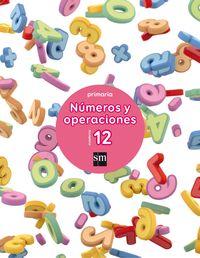 EP 5 - CUAD. NUMEROS Y OPERACIONES 12
