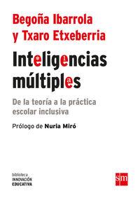 Inteligencias Multiples - De La Teoria A La Practica Escolar Inclusiva - Begoña Ibarrola / Txaro Etxeberria