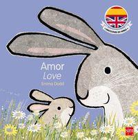 AMOR = LOVE