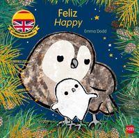 FELIZ = HAPPY