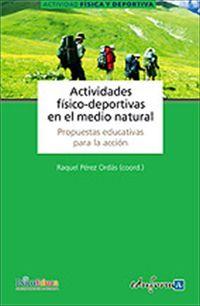 Actividades Fisico-deportivas En El Medio Natural - Aa. Vv.