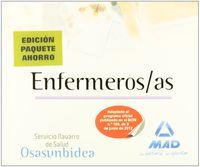Paquete Ahorro Enfermeros / As Osasunbidea - Aa. Vv.