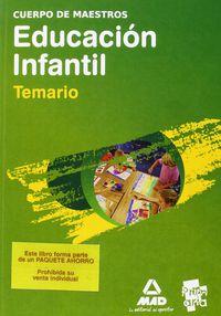 Paquete Ahorro Maestros Infantil (termario +prog. +estrategias) - Aa. Vv.