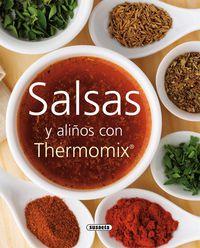 Salsas Y Aliños Con Thermomix - Aa. Vv.