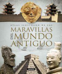 Atlas Ilustrado - Maravillas Del Mundo Antiguo - Aa. Vv.