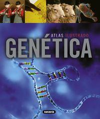 ATLAS ILUSTRADO DE GENETICA