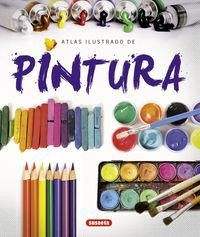 Atlas Ilustrado De Pintura - Aa. Vv.