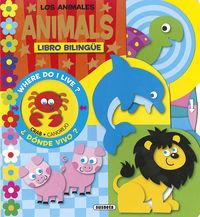 ANIMALS (LOS ANIMALES) - RULETA BILINGUE