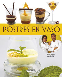 Postres En Vaso - Rocio Arroyo / David Pallas