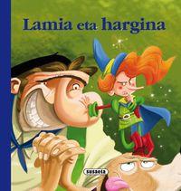 Lamia Eta Hargina - Antton Irusta