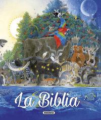 La biblia - Jose Moran / Jesus Gaban (il. )