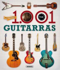1001 Guitarras - Atlas Ilustrado - Eduardo Trujillo