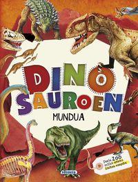 dinosauroen mundua - Consuelo Delgado