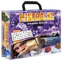 Mineralen Mundu Bitxia - Roberto Uriel / Rocio Cuenca