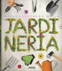 Atlas Ilustrado De La Jardineria - Aa. Vv.