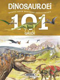 dinosauroei buruz jakin beharko zenituzkeen 101 gauza - Niko Dominguez