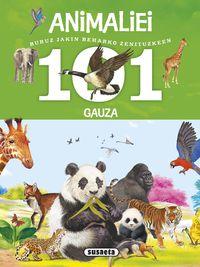 animaliei buruz jakin beharko zenituzkeen 101 gauza - Niko Dominguez / Estelle Talavera
