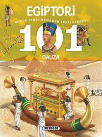 egiptori buruz jakin beharko zenituzkeen 101 gauza - Niko Dominguez / Estelle Talavera