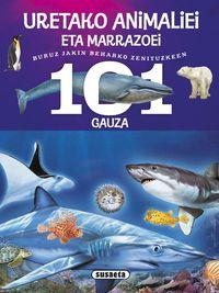animaliei eta marrazoei buruz jakin beharko zenituzkeen 101 gauza - Niko Dominguez