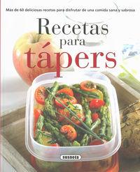 Recetas Para Tapers - Aa. Vv.
